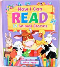 Now I Can Read 15 Animal Stories: 15 Animal Stories