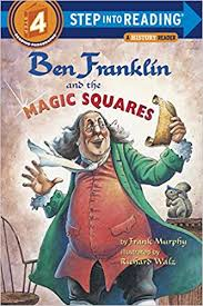 ben frankin and the magic squares 4
