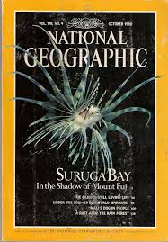 national geographic october 1990