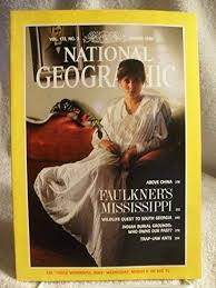 national geographic march 1989