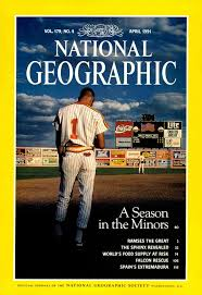 national geographic april 1991