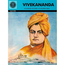 Vivekananda he kindled the spirit of modern India