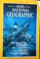 national geographicapril 1988
