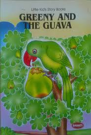 Greeny and the guava