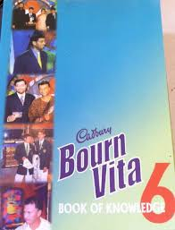 Cadbury's Bournvita book of knowledge six