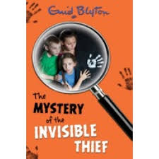 The Mystery of the Invisible Thief: 8 (Five Find-Outers) by Enid Blyton