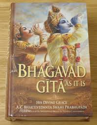 Bhagavad Gita As It Is (English)