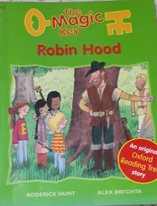 The Magic Key By Robin Hood