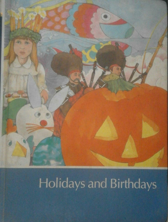 Childcraft Holidays & Birthdays
