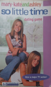 Mary Kate Und Ashley. So Little Time by Megan Stine