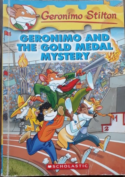 Geronimo Stilton - Geronimo And The Gold Medal Mystery