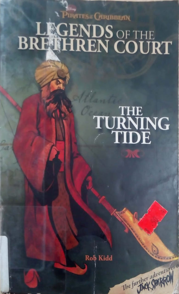 The Turning Tide by Rob Kidd