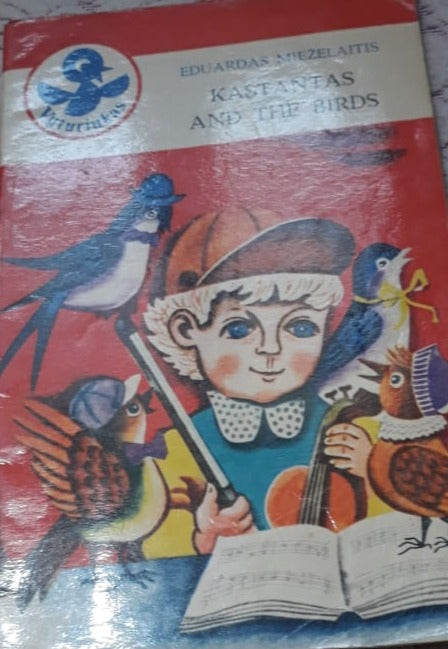 Kastantas And the Birds 1976 publication