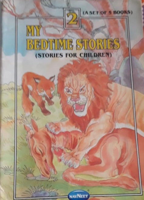 My Bedtime Stories 2 A set of 5 books - Stories for Children