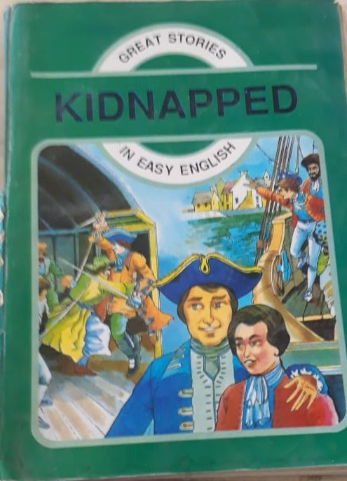 Great Stories Kidnapped
