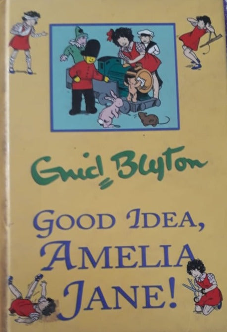 Good Idea Amelia Jane - Enid Blyton