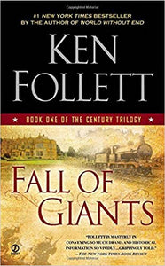 Fall of Giants (The Century Trilogy) by Ken Follett