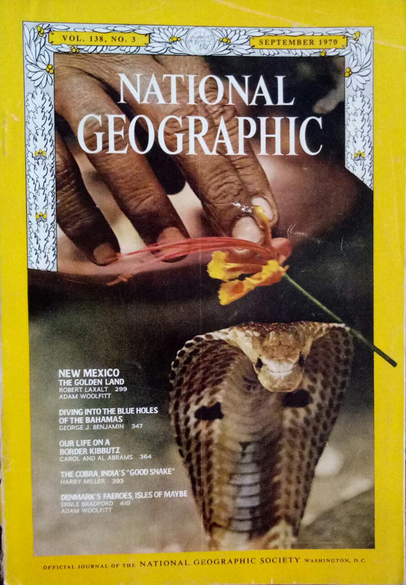 National Geographic Sep 1970