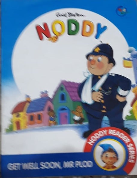 Noddy Get Well Soon Mr Plod