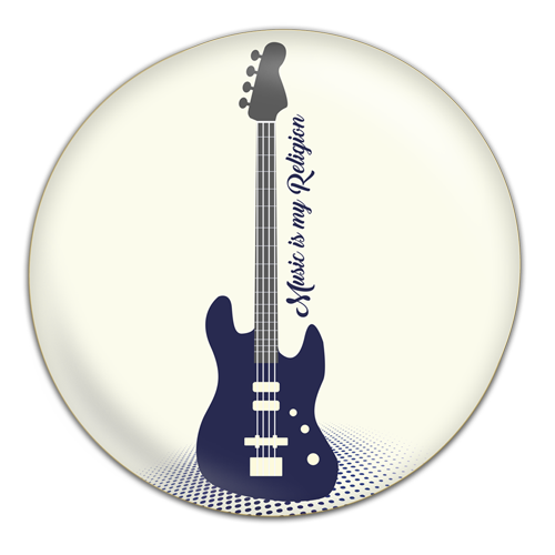 Badges – Guitar