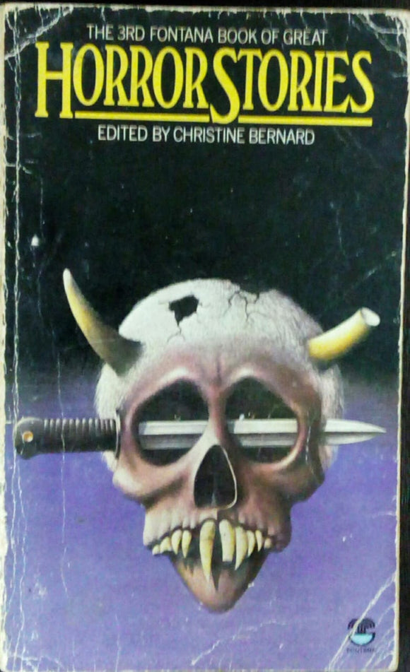 Horror Stories Edited by CHRISTINE BERNARD