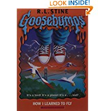 How I Learned to Fly (Goosebumps #52)