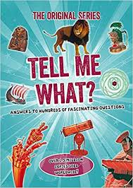 Tell Me What? (Tell Me Series) by Octopus Books