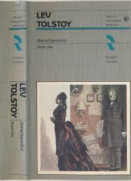 Lev Tolstoy By Anna Karenina Book One