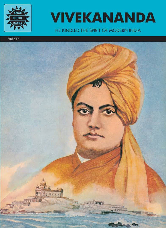 Vivekananda: He kindled the spirit of modern India