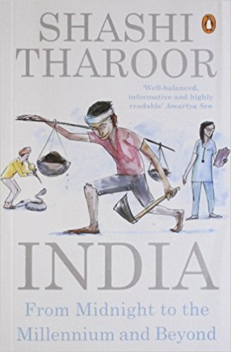 India: From Midnight to the Millennium by Shashi Tharoor