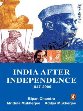India after independence by Bipin chandra