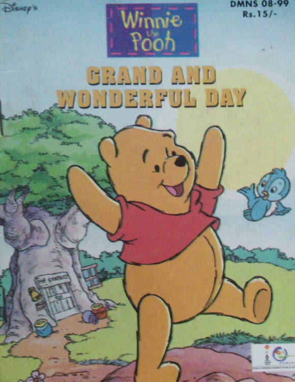 Disney's Winnie The Pooh : Grand And Wonderful Day