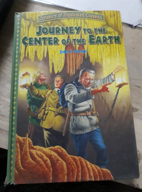 Journey to the center of the Earth - By Jules Verne