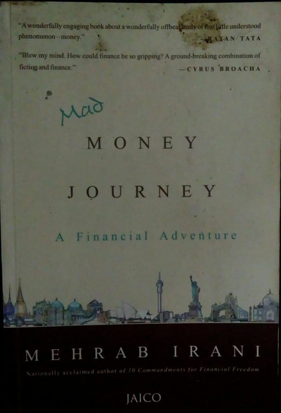 Money Journey A Financial Adventure by Mehrab Irani