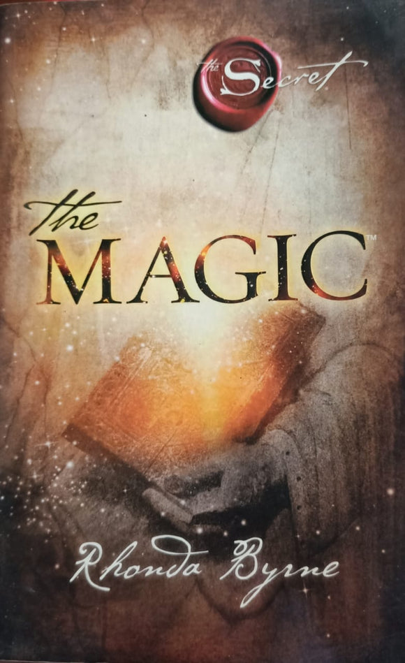 The Magic by Rohanda Byrne