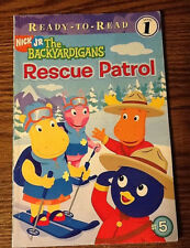 the backyardigans ready -to-read treasury