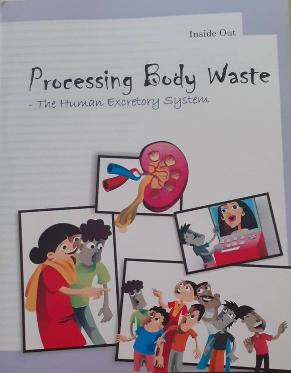 Processing Body Waste: The Excretory System