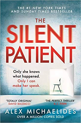 The Silent Patient - by Alex Michaelides
