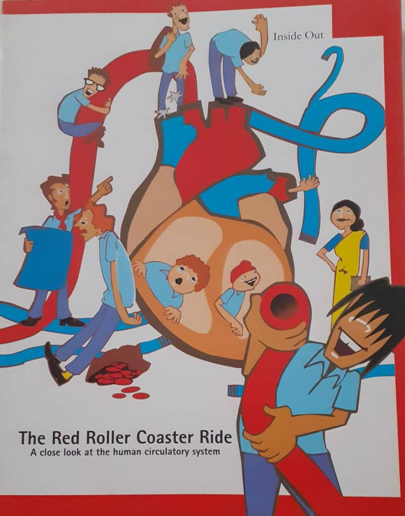 The Red Roller Coaster Ride