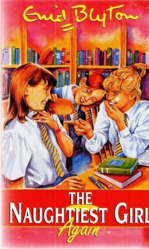 The Naughtiest Girl Again  (English, Paperback, Enid Blyton) by Enid Blyton