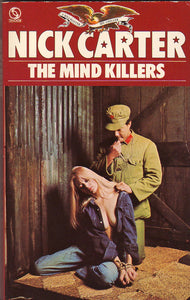 The Mind Killers by Nick Carter