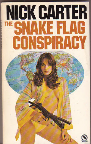 The Snake Flag Conspiracy by Nick Carter