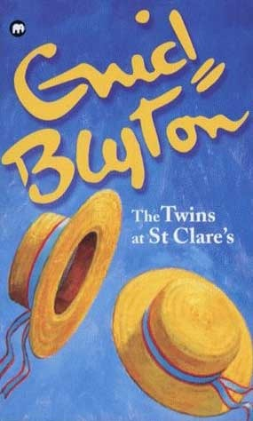 The Twins at St Clare's by Enid Blyton