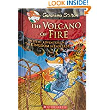 The Volcano of Fire: 5 Geronimo Stilton