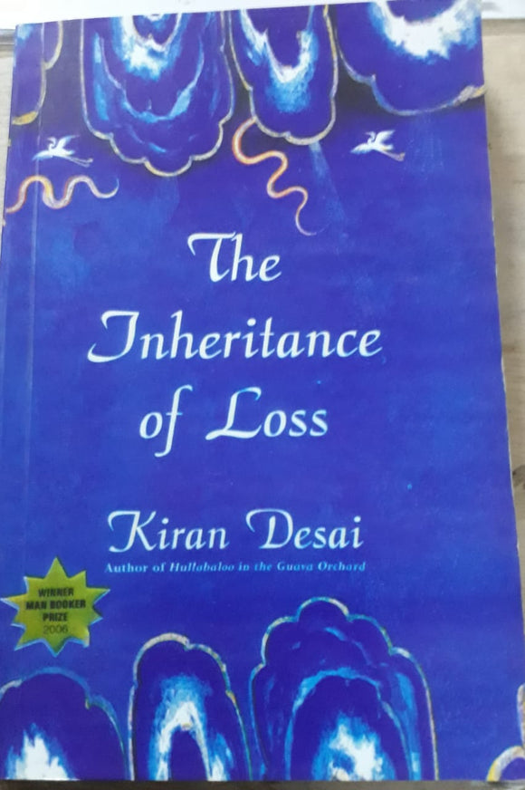 The Inheritance of Loss - Kiran Deasi