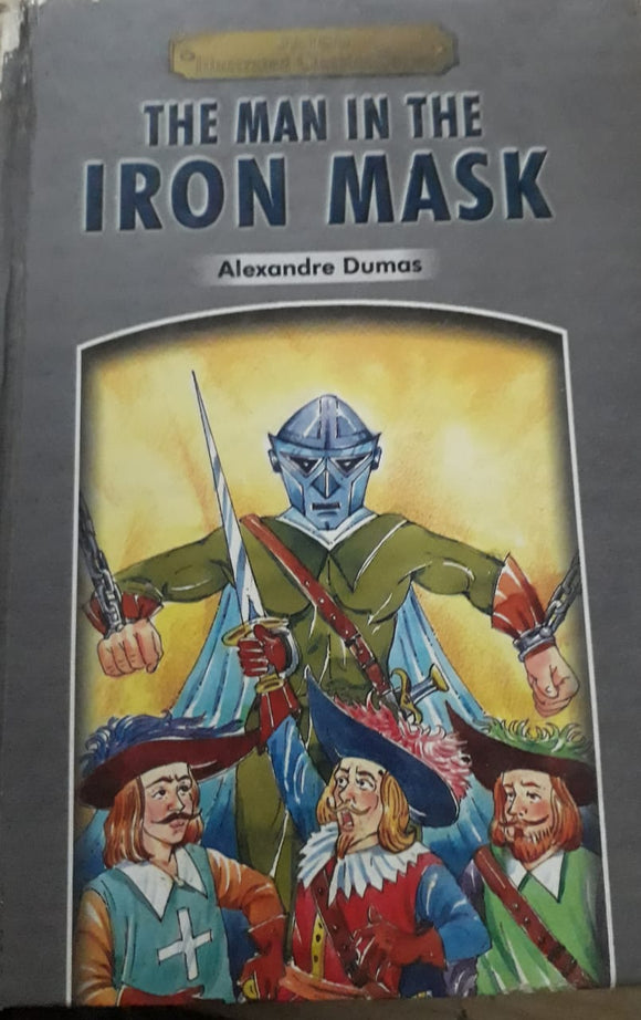 The Man in the Iron Mask - By Alexandre Dumas