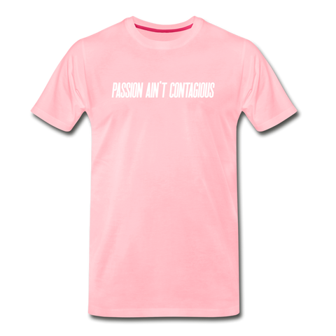 Contagious Views 1.0 Tee - pink