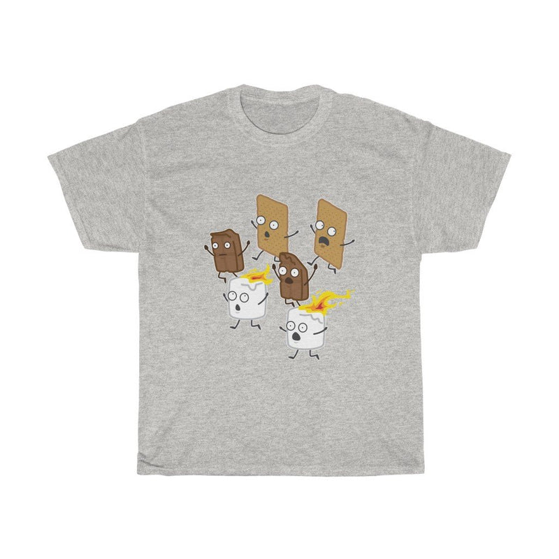 Running S'mores Tee - Upstart Clothing Company