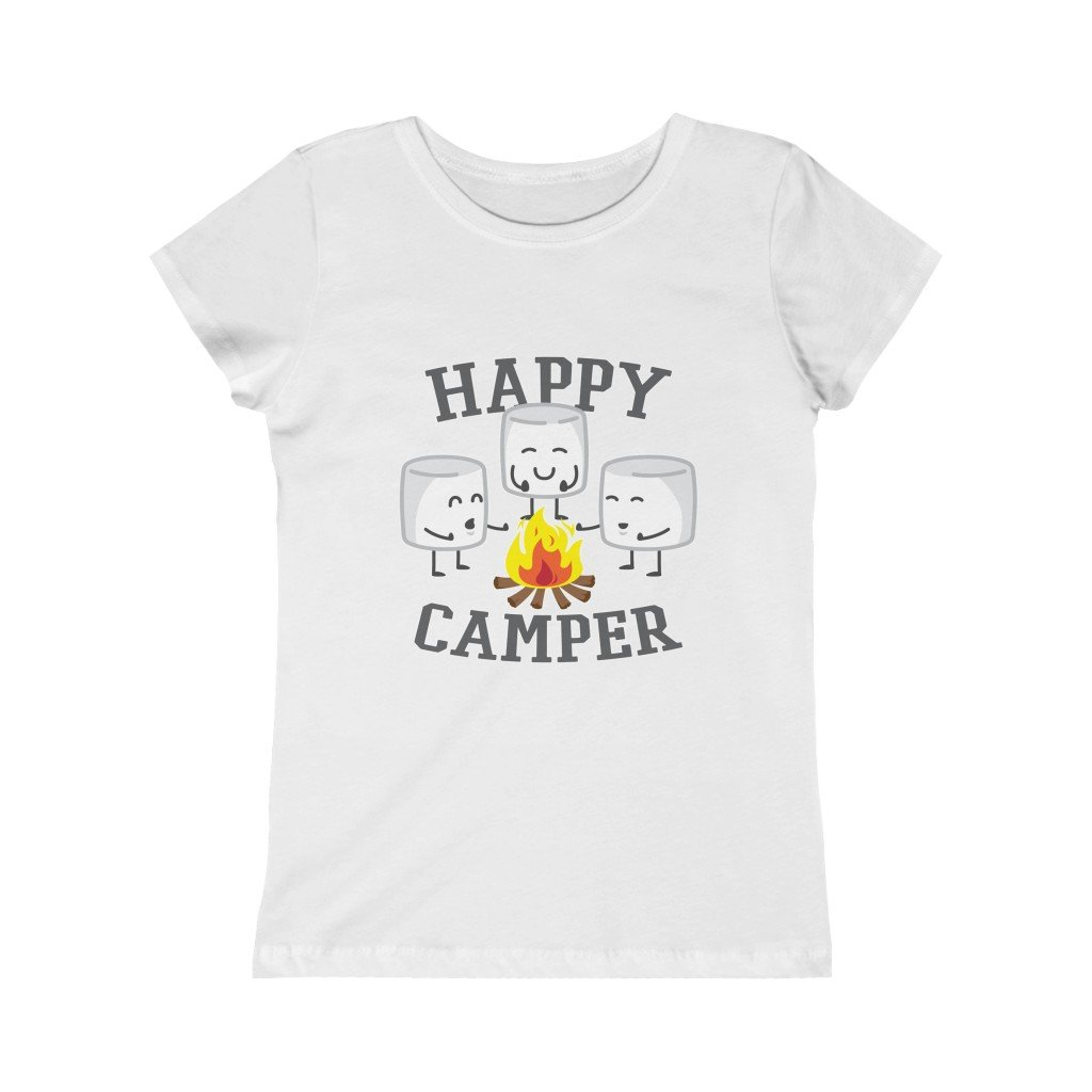 Happy Camper Kids Tee - Upstart Clothing Company