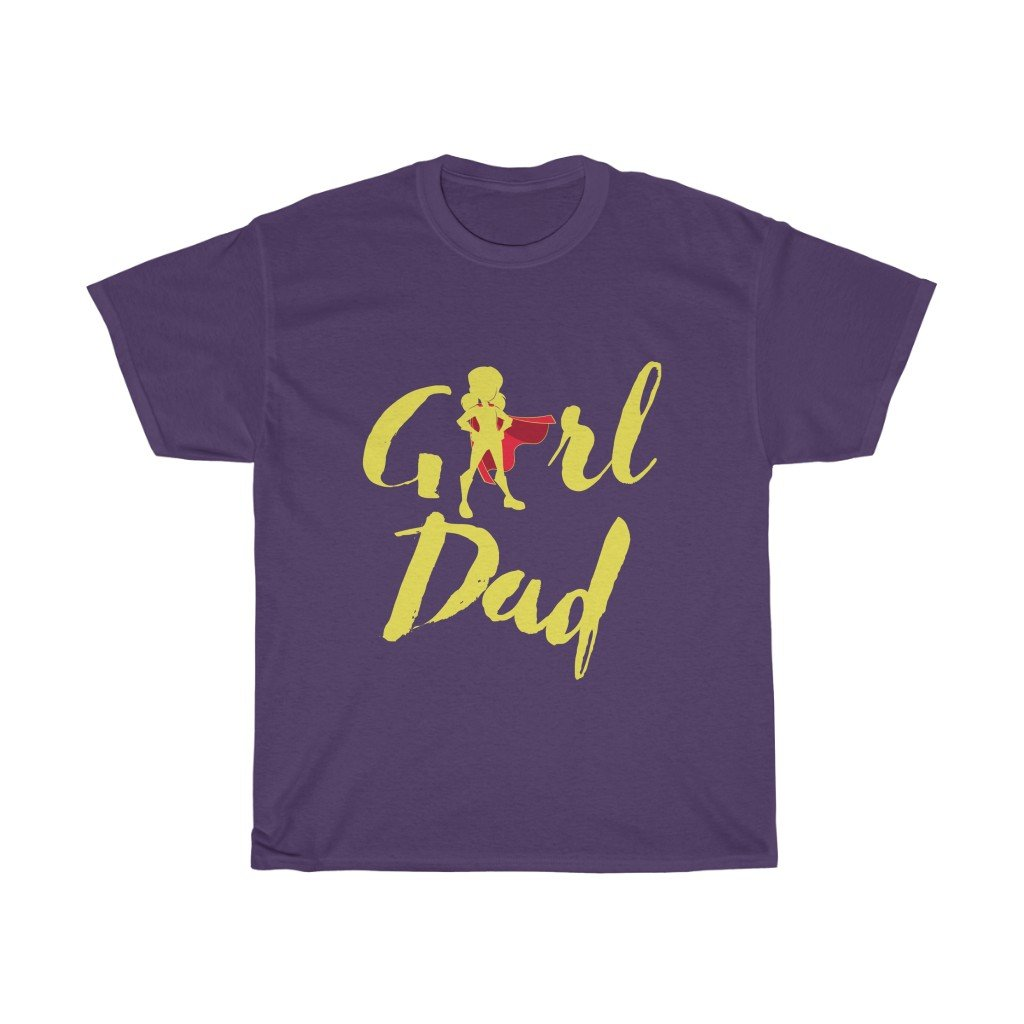 Girl Dad Showtime Tee